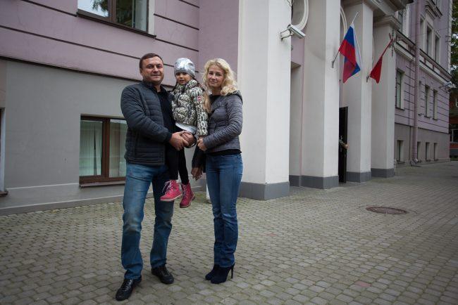 Андрей и Анна, предприниматели