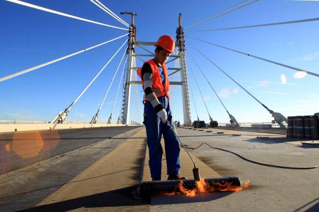 западный скоростной диаметр зсд строительство рабочие