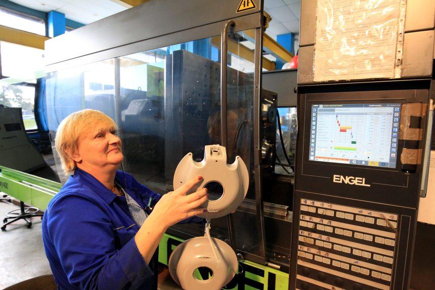 завод по переработке пластмасс имени «Комсомольской правды» промышленность производство пластика