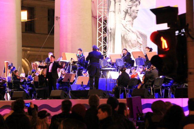 фестиваль музыка над невой