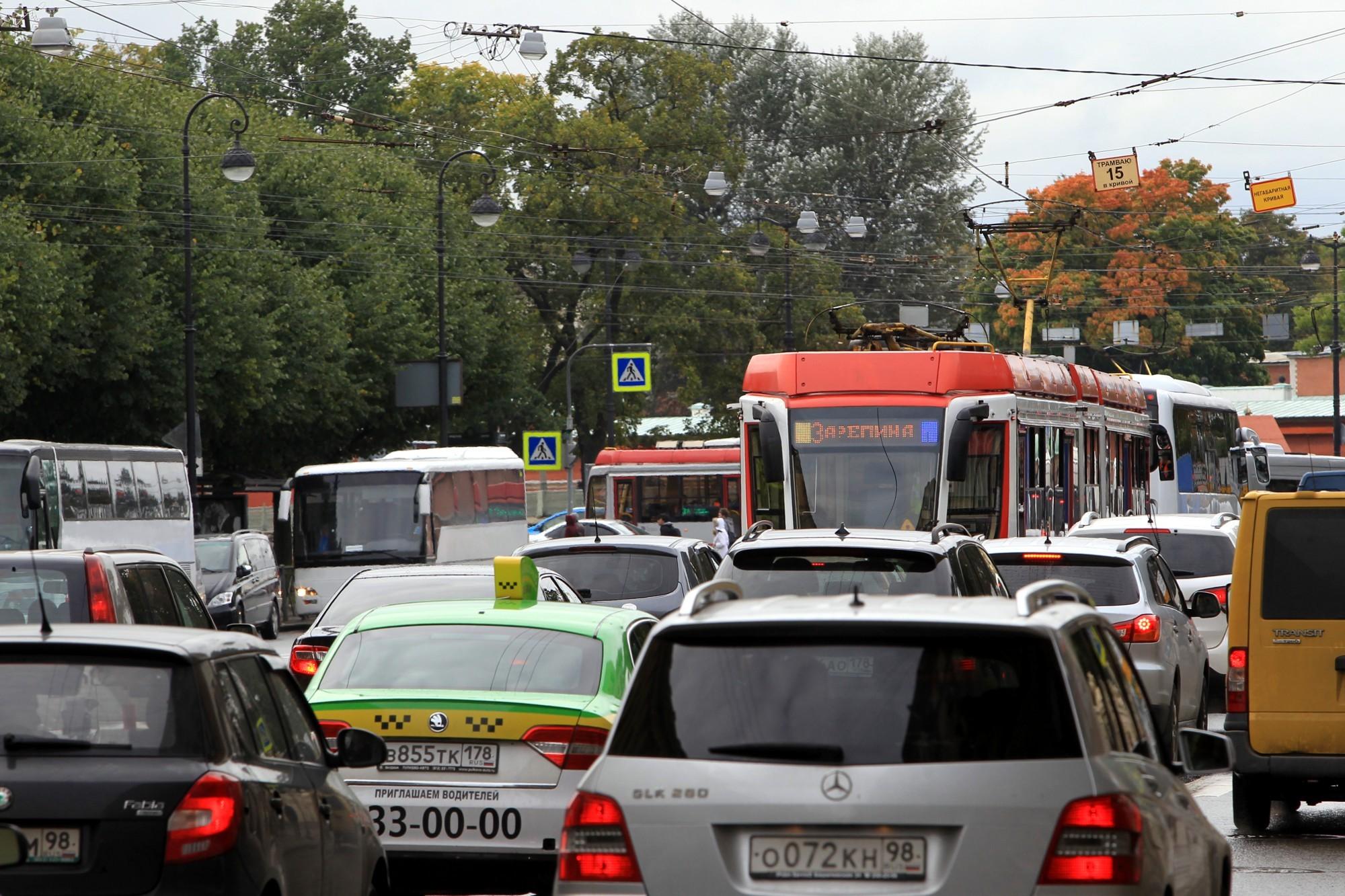 улица куйбышева челночный трамвай 3а пробка