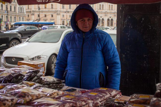 Наталья, 39 лет, продавец орехов