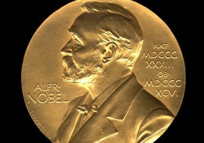нобелевская медаль нобелевская премия