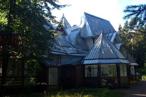 ВПетербурге появится список деревянных монументов архитектуры