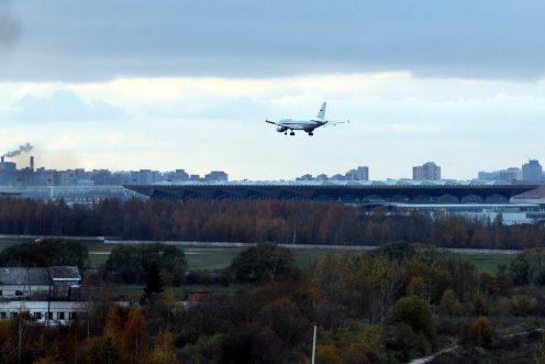 Пассажиры стали чаще летать: Пулково обслужил неменее 1 млн. чел.