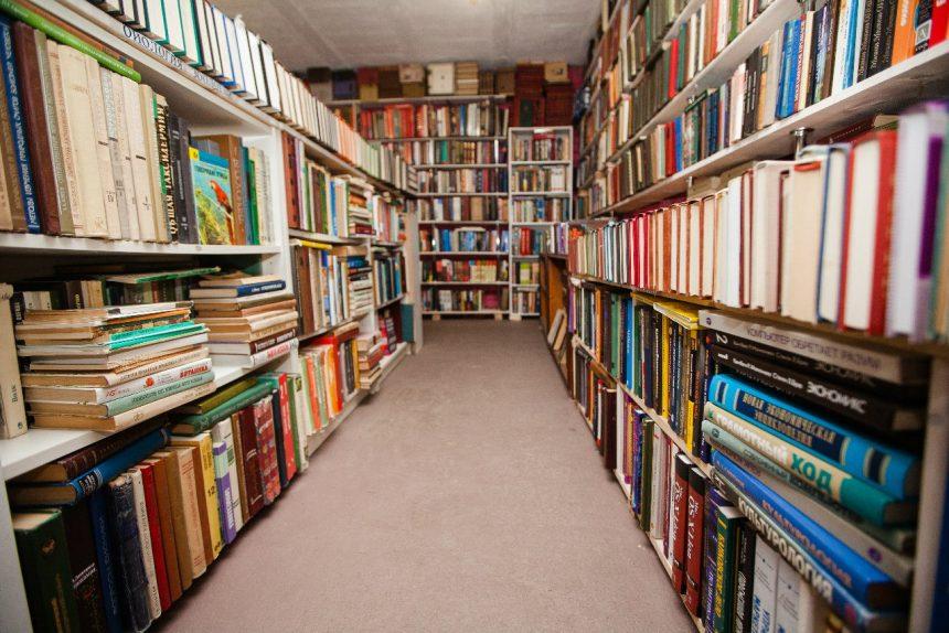 книжное царство книги литература библиотека
