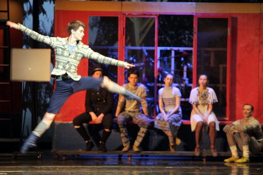екатеринбургский балет снежная королева dance open