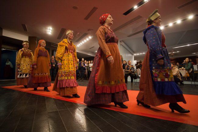 фестиваль SKIF этническая мода