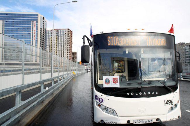 Автобусы Петербурга готовятся держать удар вдень финала Кубка Конфедераций