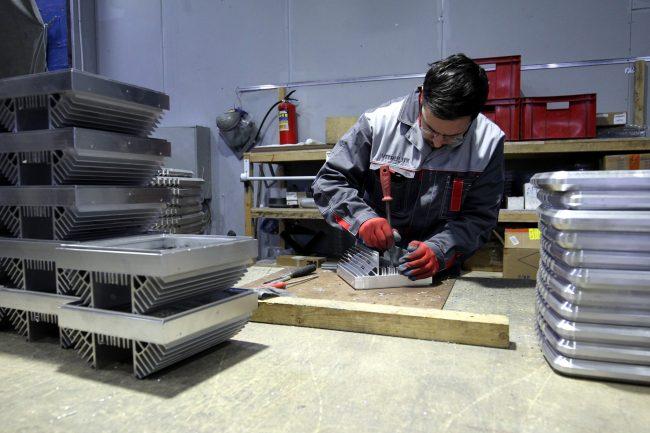 производство светильников vitrulux импортозамещение промышленность электроника