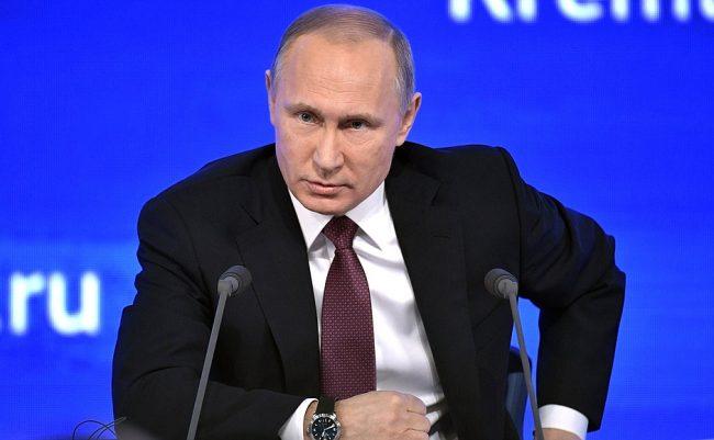 Путин поручил до1сентября подготовить доклад одостройке объектов СУ-155