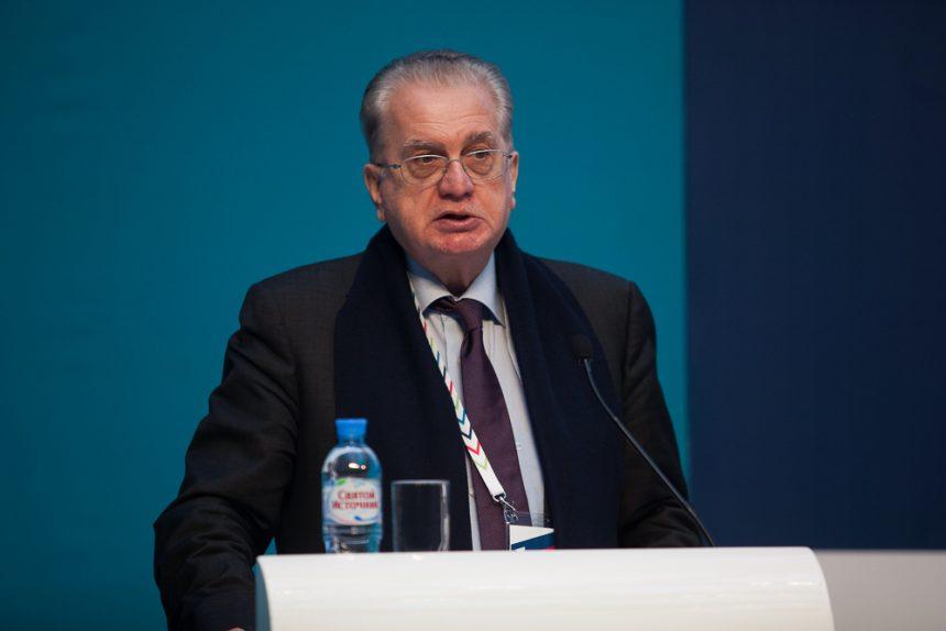 Михаил Пиотровский,   Пленарное заседание «Культурное наследие в зонах вооруженных конфликтов»