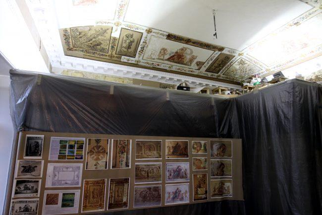 Дом журналиста реставрация