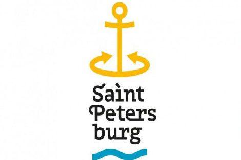 логотип Петербурга студии Артемия лебедева