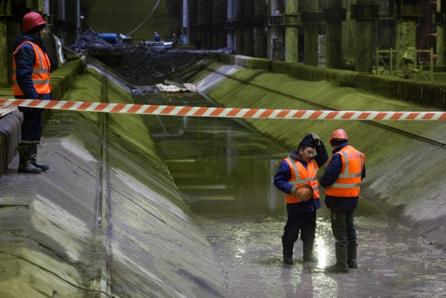 «Метрострою» нехватает 10 млрд руб. надостройку новых станций метро