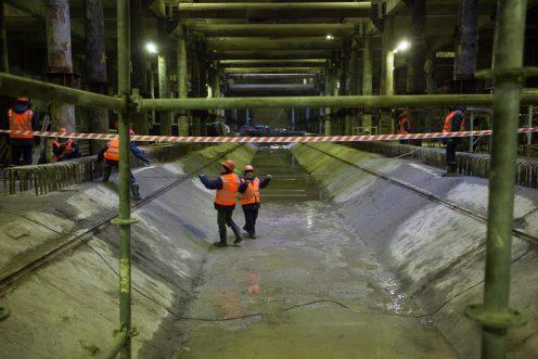 Работы проходке тоннеля кстанции «Новокрестовская» завершат вконце июля— КРТИ