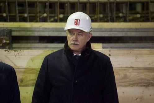 Георгий Полтавченко ушел вотпуск до6марта