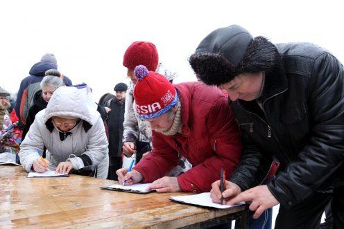 Смольный согласовал марш взащиту вПетербурга