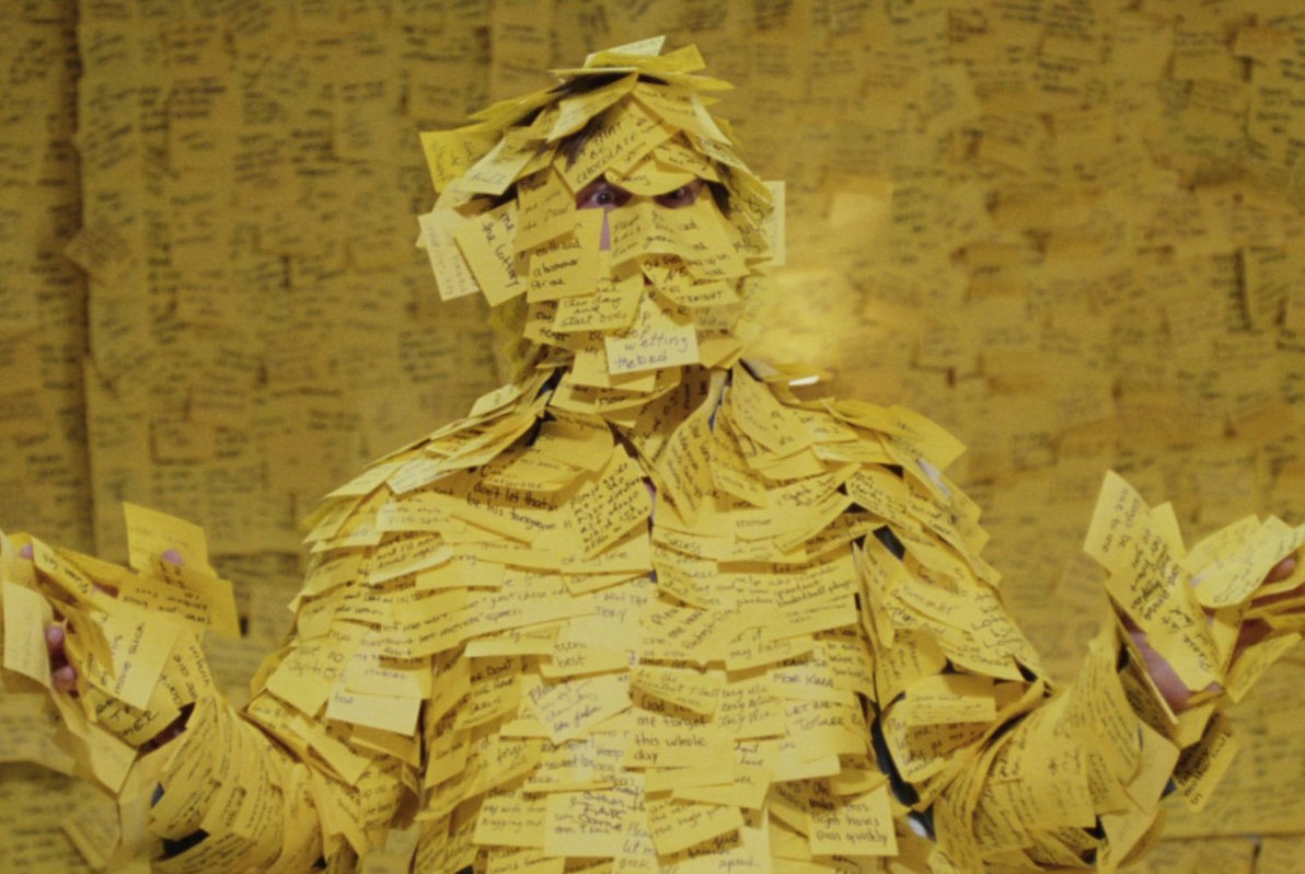 """кадр из фильма """"Брюс Всемогущий"""" (Bruce Almighty), 2003/Universal Studios"""