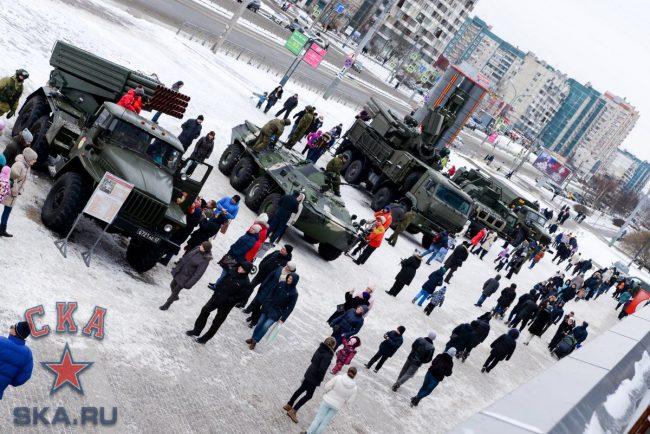 военная техника выставка военной техники у ледового дворца 58aebbe686e3a8_16610888
