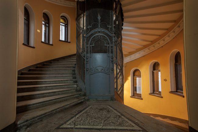 парадная ломоносова 14 лестница