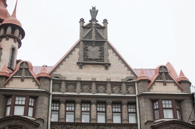 дом на садовой 55 герб