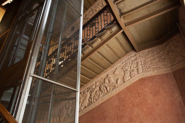 парадная росфото на большой морской 35 лифт