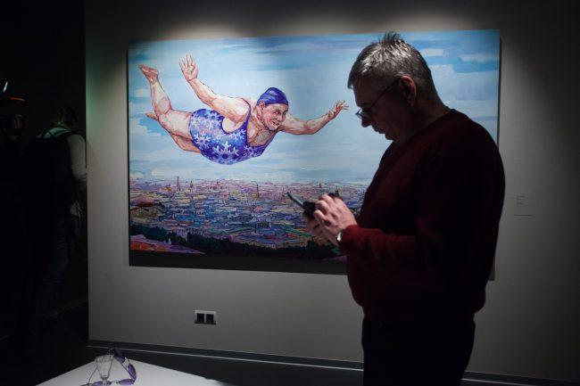 выставка сергея шнурова ретроспектива брендреализма