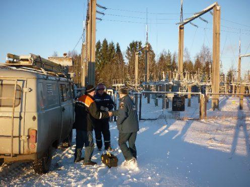 фото ГУ МЧС по Ленинградской области
