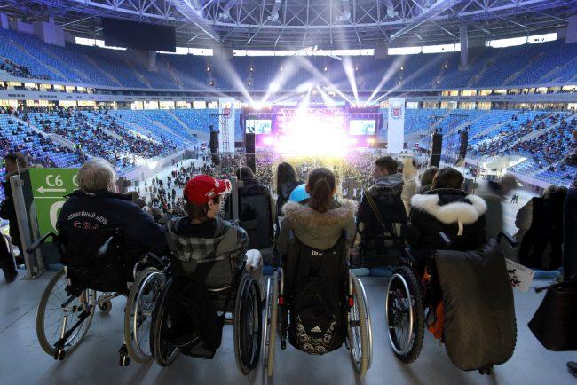 стадион на крестовском зенит-арена концерт фестиваль радио зенит инвалиды