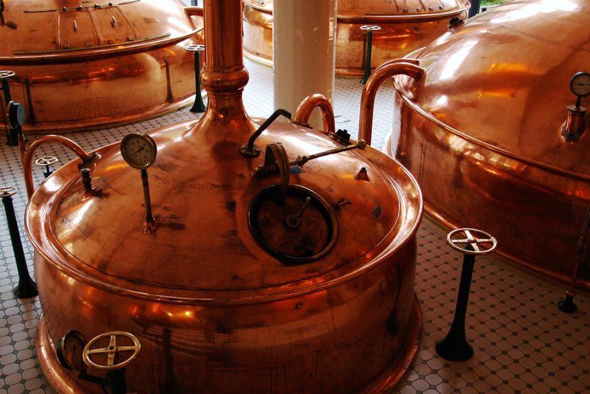 пиво пивоварня