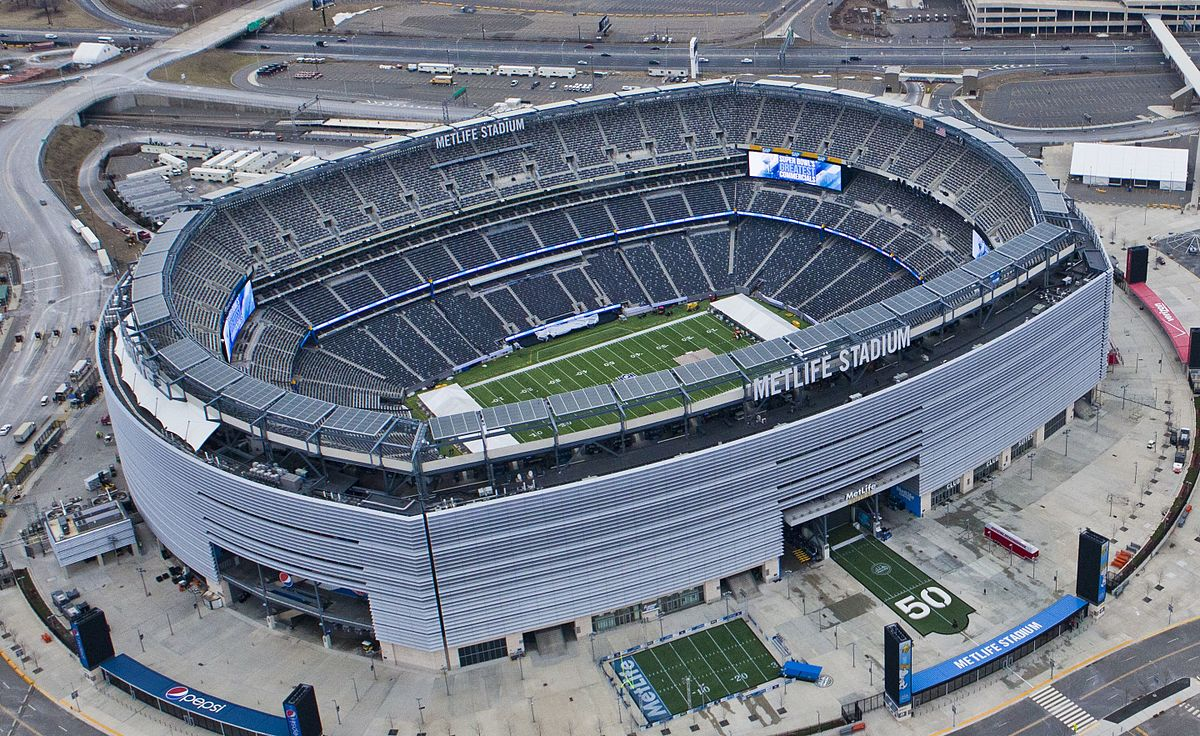 Стадион MetLife. Фото Wikimedia Commons