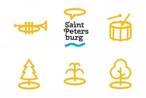 Петербургу все-таки придется порвать договор наиспользование логотипов отстудии Лебедева