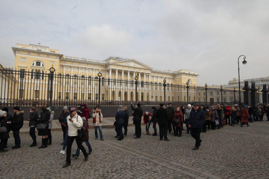 русский музей айвазовский выставка очередь