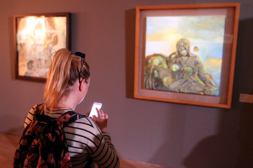 выставка Сальвадор Дали живопись картины музей Фаберже