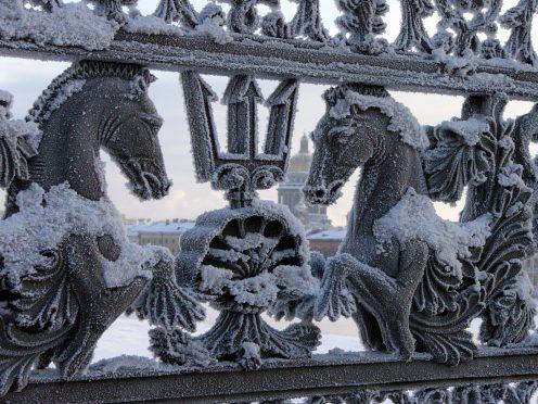 """Январь 2010 года. Фото: Илья Снопченко / ИА """"Диалог"""""""