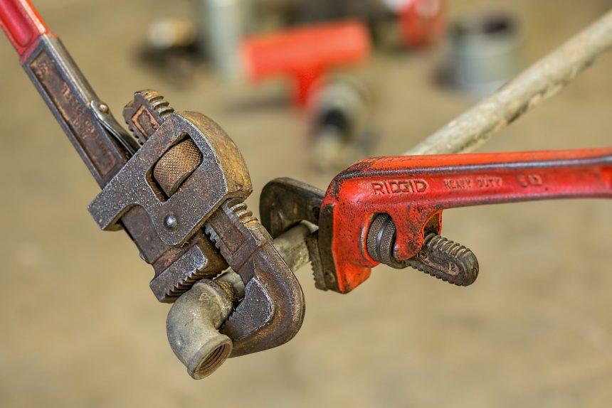 сантехника ключи трубы