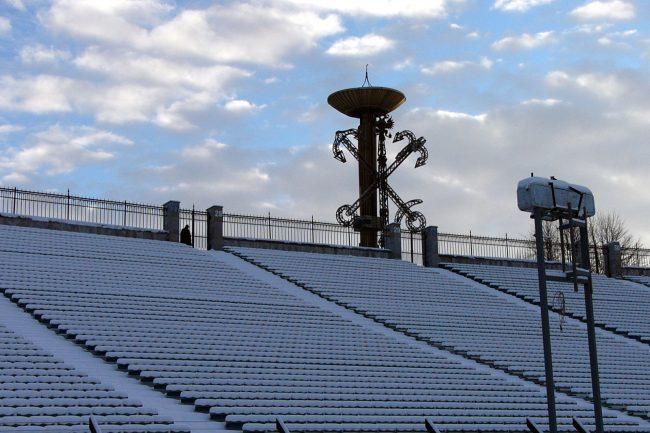стадион имени кирова