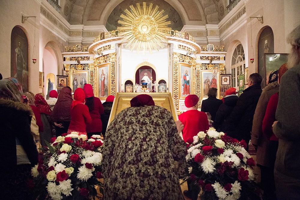 пасха казанский собор