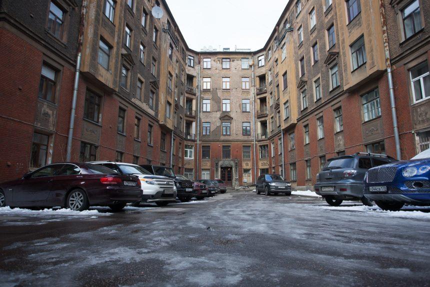 дворы толстовский дом