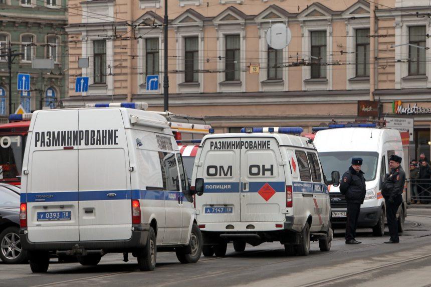 омон разминирование сапёры полиция теракт взрыв в метро петербурга загородный проспект