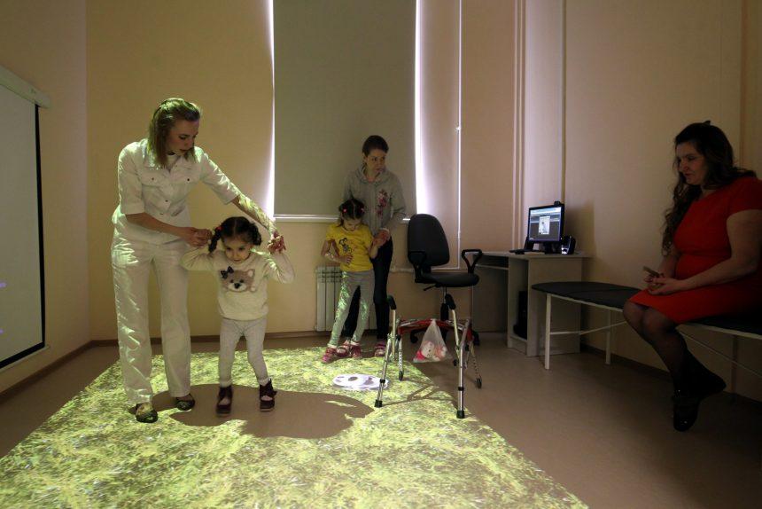 детская больница имени раухфуса отделение медицинской реабилитации дети медицина