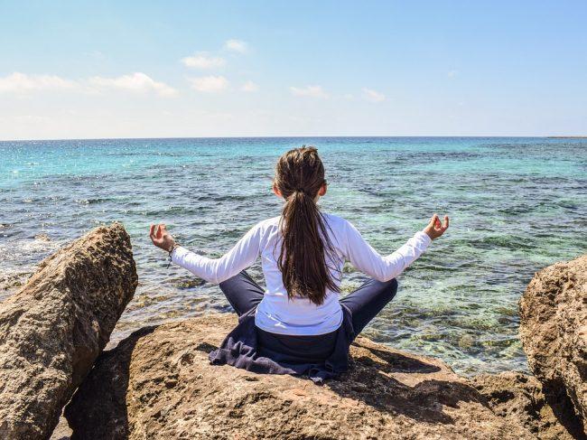 meditacia медитация