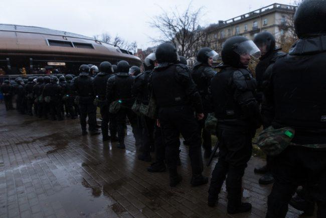 nadoelo_20 полиция задержания митинг надоел горьковская 29.04.2017