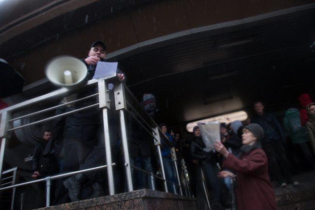 nadoelo_23 полиция задержания митинг надоел горьковская 29.04.2017