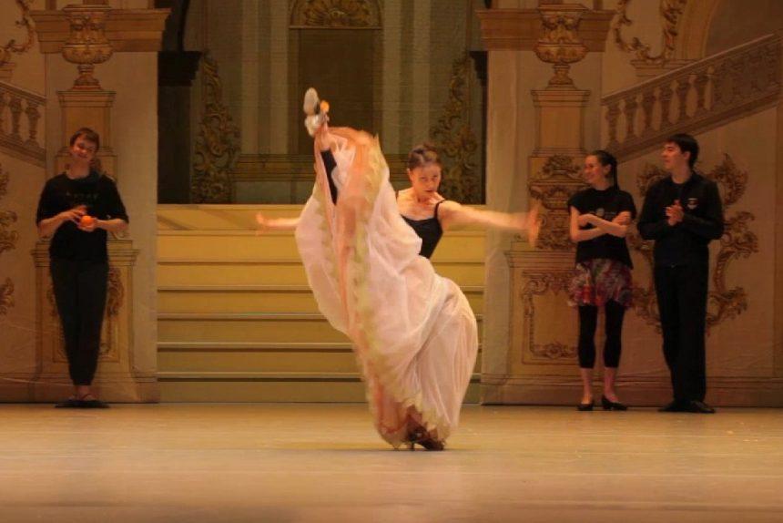 золушка dance open балет