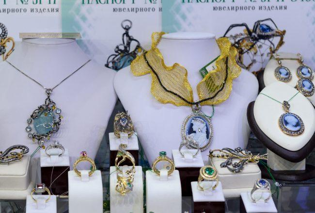 В особняке Демидова пройдёт ювелирная выставка