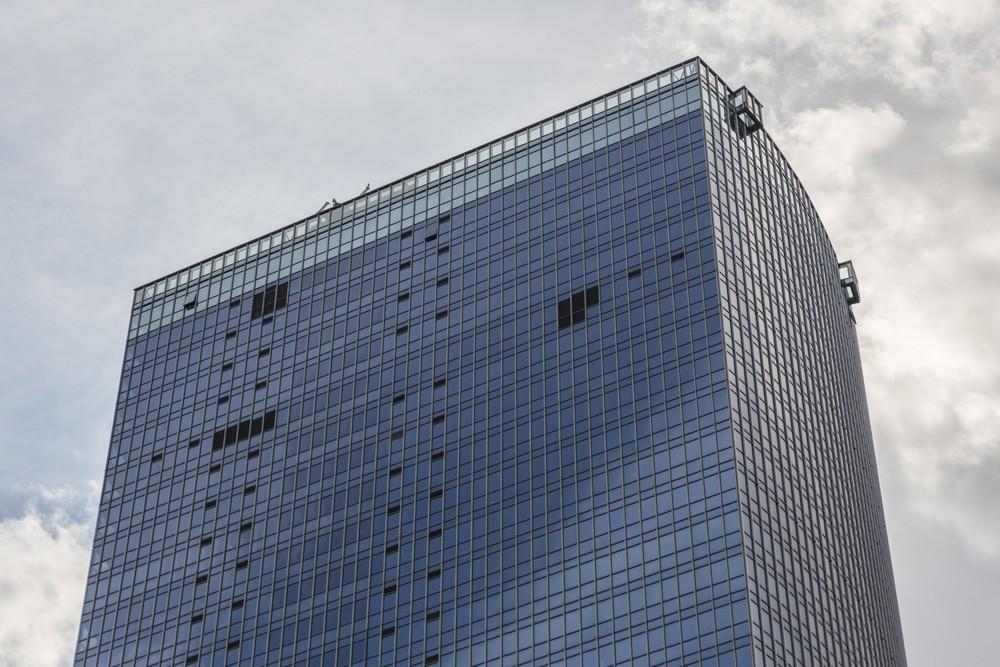 небоскреб площадь конституции leader tower башня лидер ленэнерго