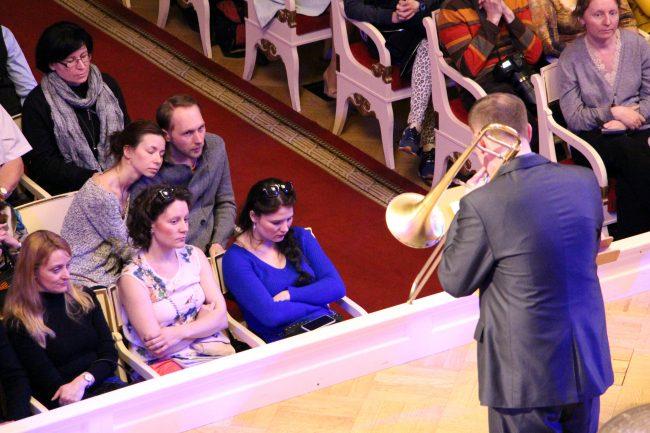 ночь музеев 2015 музыка филармония трубач