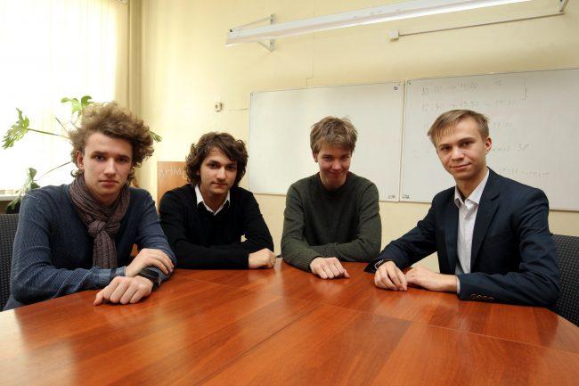 победители Балтийского научно-инженерного конкурса